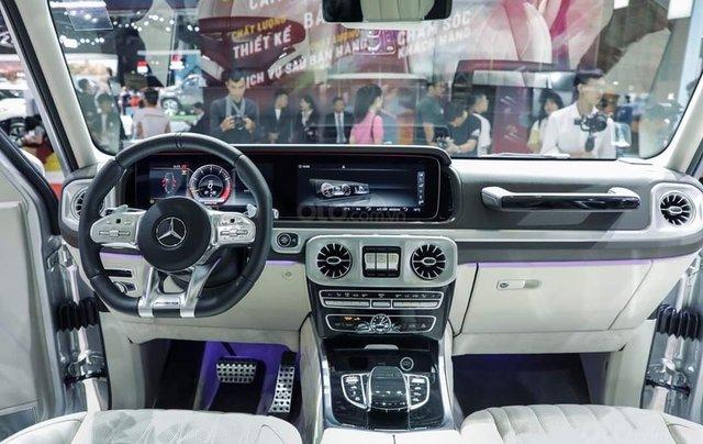 Bán Mercedes-AMG G63 new model 2020 - SUV nhập khẩu - xe giao sớm2