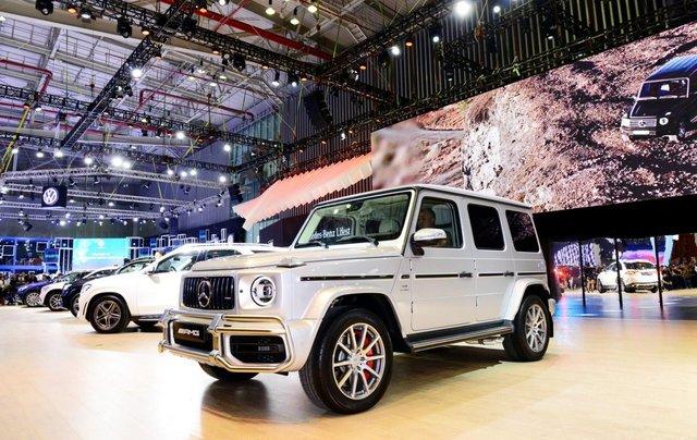 Bán Mercedes-AMG G63 new model 2020 - SUV nhập khẩu - xe giao sớm7