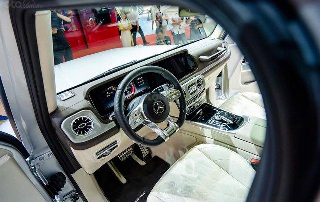 Bán Mercedes-AMG G63 new model 2020 - SUV nhập khẩu - xe giao sớm12