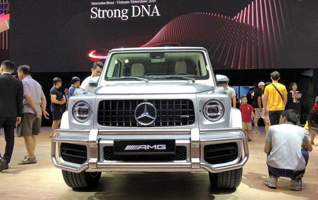 Bán Mercedes-AMG G63 new model 2020 - SUV nhập khẩu - xe giao sớm9