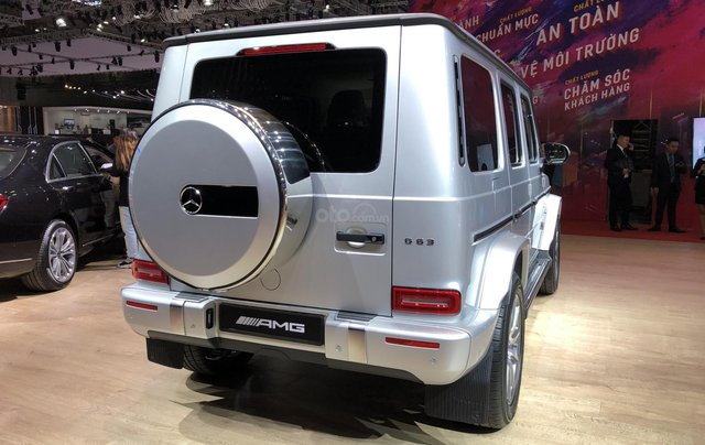 Bán Mercedes-AMG G63 new model 2020 - SUV nhập khẩu - xe giao sớm13