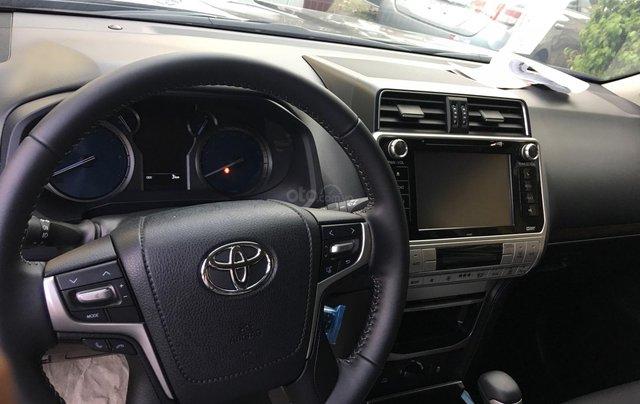 [Toyota An Sương] Land Prado - Nhập khẩu Nhật, nhiều KM trong tháng 2/2020, xe có sẵn giao ngay -Hotline 09050100954