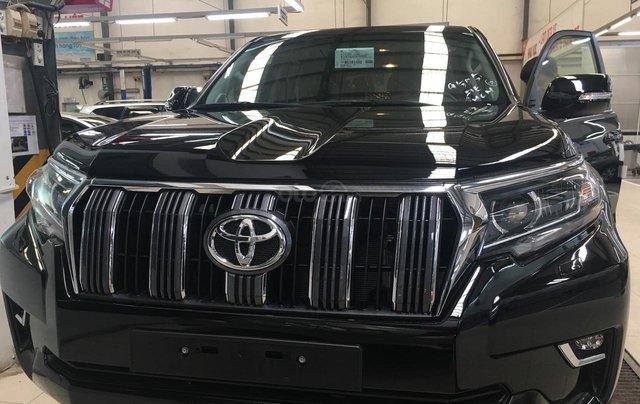 [Toyota An Sương] Land Prado - Nhập khẩu Nhật, nhiều KM trong tháng 2/2020, xe có sẵn giao ngay -Hotline 09050100958