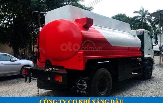 Bán xe bồn Hino 10 khối, 11 khối chở xăng dầu có sẵn giao ngay giá tốt1