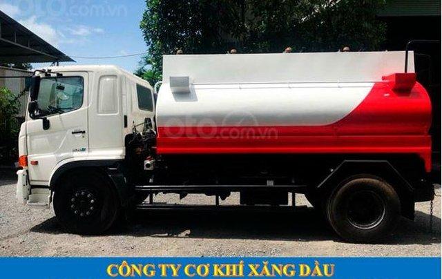 Bán xe bồn Hino 10 khối, 11 khối chở xăng dầu có sẵn giao ngay giá tốt2