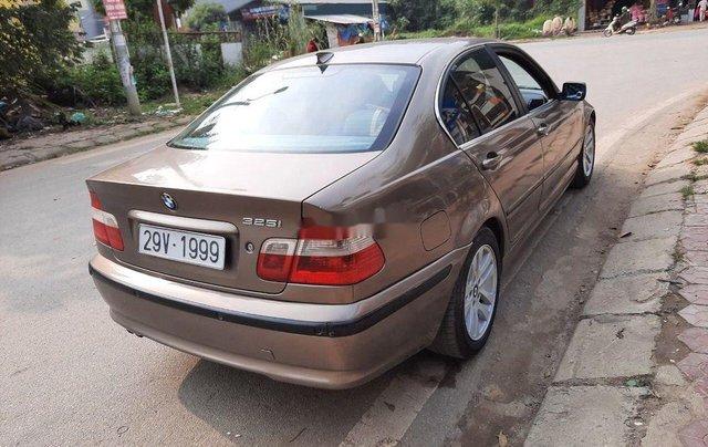 Bán BMW 3 Series 325i sản xuất 2003, nhập khẩu nguyên chiếc số tự động giá cạnh tranh2