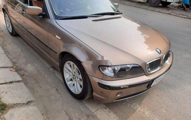 Bán BMW 3 Series 325i sản xuất 2003, nhập khẩu nguyên chiếc số tự động giá cạnh tranh0