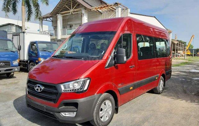 Bán xe Hyundai Solati 16 chỗ năm 2020, giá tốt0