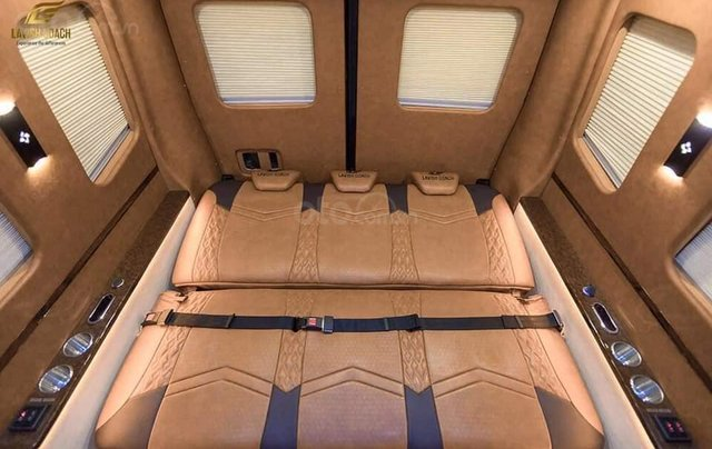 Bán xe Hyundai Solati 16 chỗ năm 2020, giá tốt10