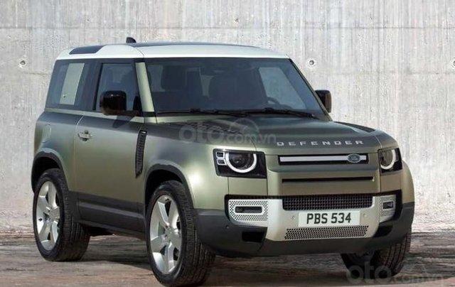 Land Rover Defender 2020 sắp ra mắt Việt Nam có gì đặc biệt?0