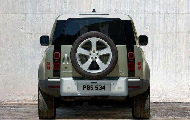 Land Rover Defender 2020 sắp ra mắt Việt Nam có gì đặc biệt?3