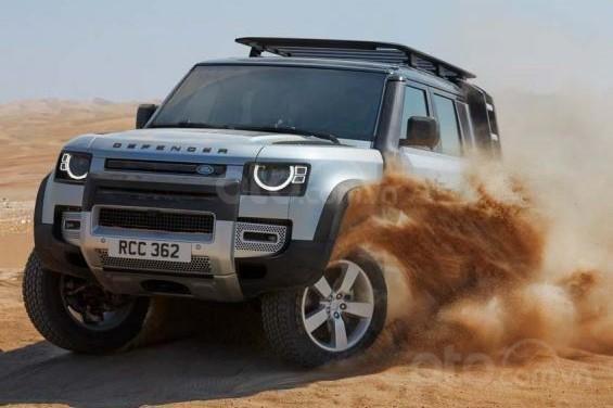Land Rover Defender 2020 sắp ra mắt Việt Nam có gì đặc biệt?6