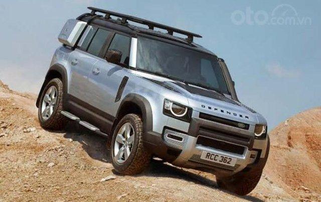 Land Rover Defender 2020 sắp ra mắt Việt Nam có gì đặc biệt?8