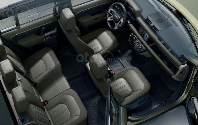 Land Rover Defender 2020 sắp ra mắt Việt Nam có gì đặc biệt?9