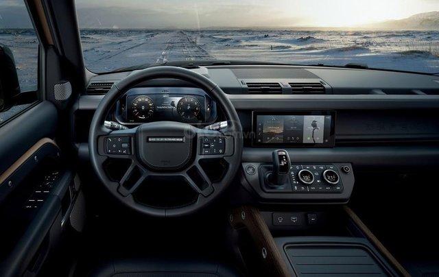 Land Rover Defender 2020 sắp ra mắt Việt Nam có gì đặc biệt?10