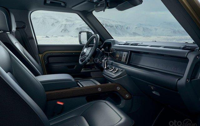 Land Rover Defender 2020 sắp ra mắt Việt Nam có gì đặc biệt?11