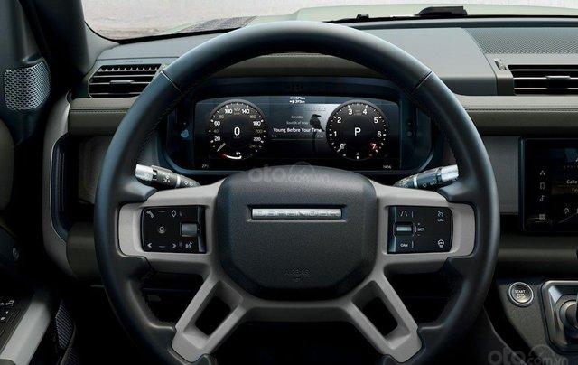 Land Rover Defender 2020 sắp ra mắt Việt Nam có gì đặc biệt?12