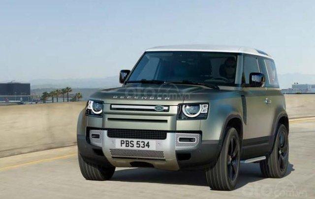 Land Rover Defender 2020 sắp ra mắt Việt Nam có gì đặc biệt?15