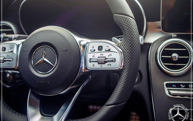 Bán Mercedes-Benz C300 AMG - model 2020 - hỗ trợ bank 80% - khuyến mãi đặc biệt trong tháng 4