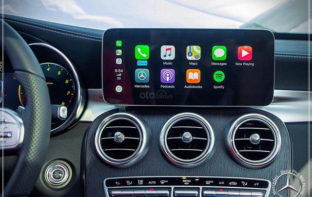 Bán Mercedes-Benz C300 AMG - model 2020 - hỗ trợ bank 80% - khuyến mãi đặc biệt trong tháng 11
