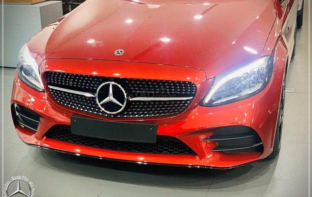 Bán Mercedes C300 AMG New 2020 với giá tốt nhất- Bank hỗ trợ 80%  1