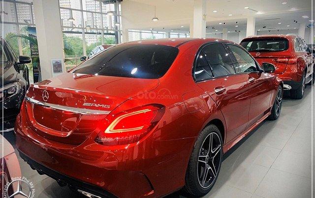 Bán Mercedes C300 AMG New 2020 với giá tốt nhất- Bank hỗ trợ 80%  2