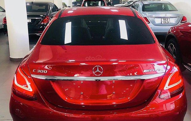 Bán Mercedes C300 AMG New 2020 với giá tốt nhất- Bank hỗ trợ 80%  3
