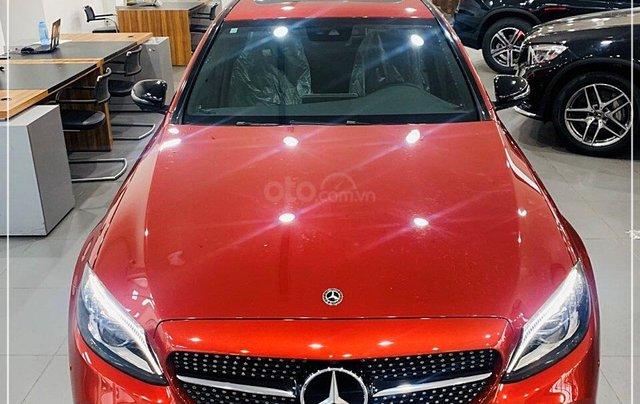 Bán Mercedes C300 AMG New 2020 với giá tốt nhất- Bank hỗ trợ 80%  8