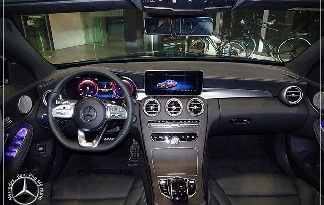 Bán Mercedes C300 AMG New 2020 với giá tốt nhất- Bank hỗ trợ 80%  11