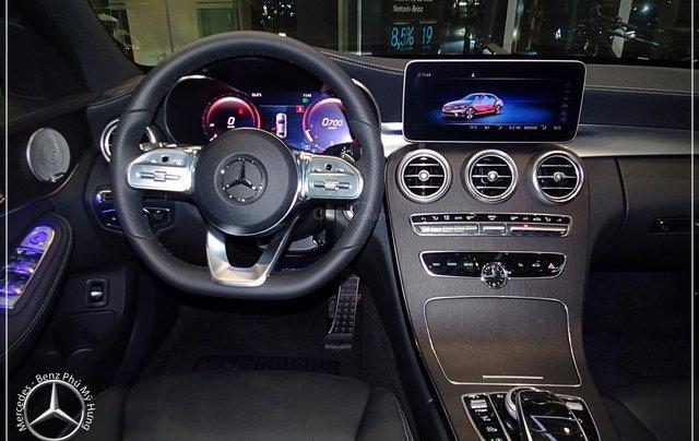 Bán Mercedes C300 AMG New 2020 với giá tốt nhất- Bank hỗ trợ 80%  13
