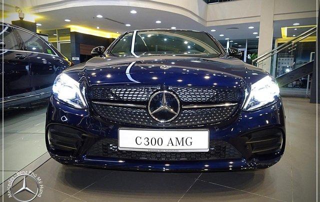 Mercedes-Benz C300 AMG new option 2020 - xe giao ngay - đủ màu - giá tốt0
