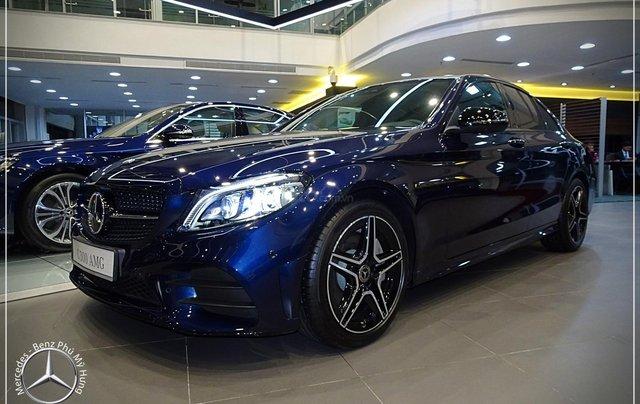 Mercedes-Benz C300 AMG new option 2020 - xe giao ngay - đủ màu - giá tốt1