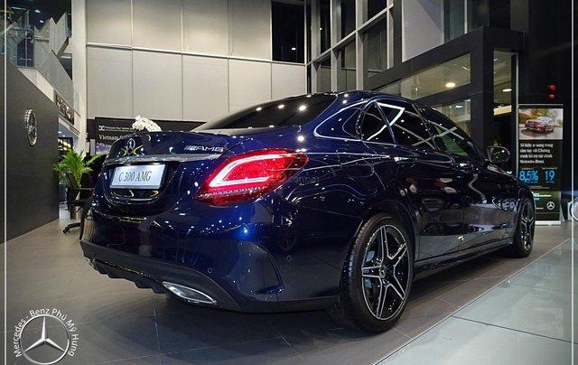 Mercedes-Benz C300 AMG new option 2020 - xe giao ngay - đủ màu - giá tốt5