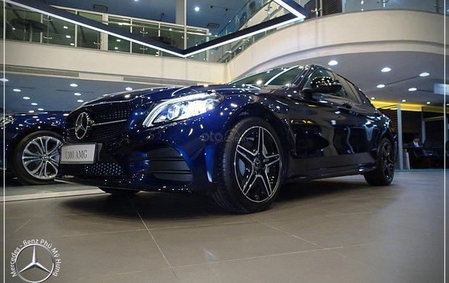 Mercedes-Benz C300 AMG new option 2020 - xe giao ngay - đủ màu - giá tốt7