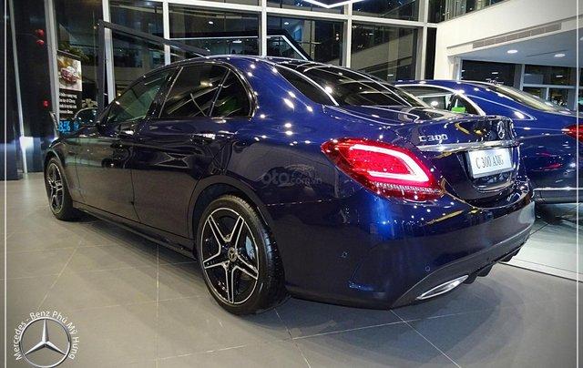 Mercedes-Benz C300 AMG new option 2020 - xe giao ngay - đủ màu - giá tốt9