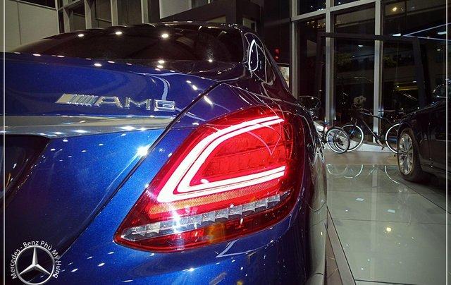 Mercedes-Benz C300 AMG new option 2020 - xe giao ngay - đủ màu - giá tốt10