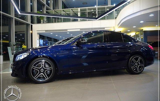 Mercedes-Benz C300 AMG new option 2020 - xe giao ngay - đủ màu - giá tốt11