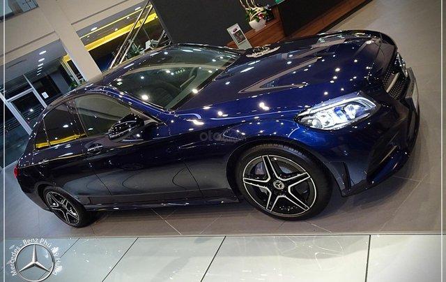 Mercedes-Benz C300 AMG new option 2020 - xe giao ngay - đủ màu - giá tốt15