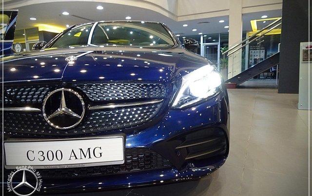 Mercedes-Benz C300 AMG new option 2020 - xe giao ngay - đủ màu - giá tốt16
