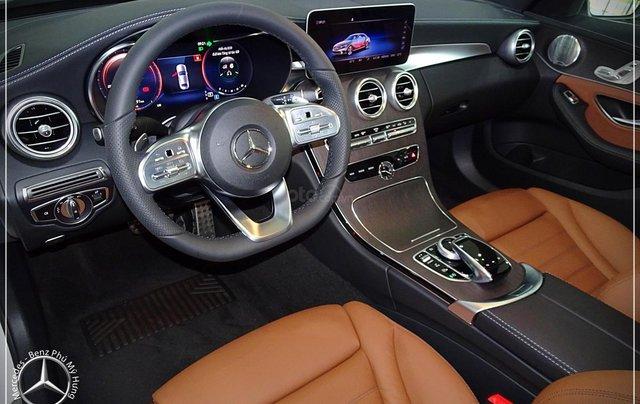 Mercedes-Benz C300 AMG New - thuế TB 5%- Bank 80% - trả trước 480 triệu nhận xe 5
