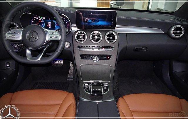 Mercedes-Benz C300 AMG New - thuế TB 5%- Bank 80% - trả trước 480 triệu nhận xe 6