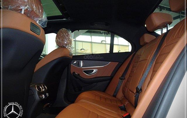 Mercedes-Benz C300 AMG New - thuế TB 5%- Bank 80% - trả trước 480 triệu nhận xe 7