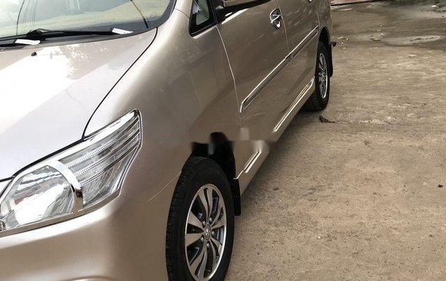 Bán Toyota Innova 2015 chính chủ, giá 465tr2