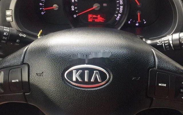 Cần bán Kia Sportage sản xuất 2010, màu xám, nhập khẩu, chính chủ7