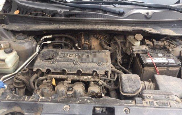 Cần bán Kia Sportage sản xuất 2010, màu xám, nhập khẩu, chính chủ6