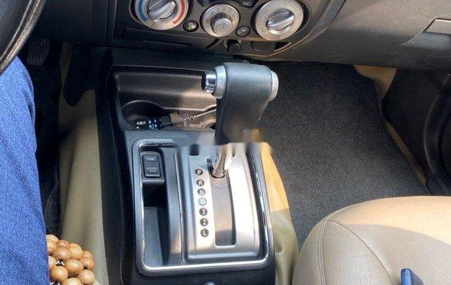Xe Isuzu Dmax năm sản xuất 2011, màu xám, xe nhập4