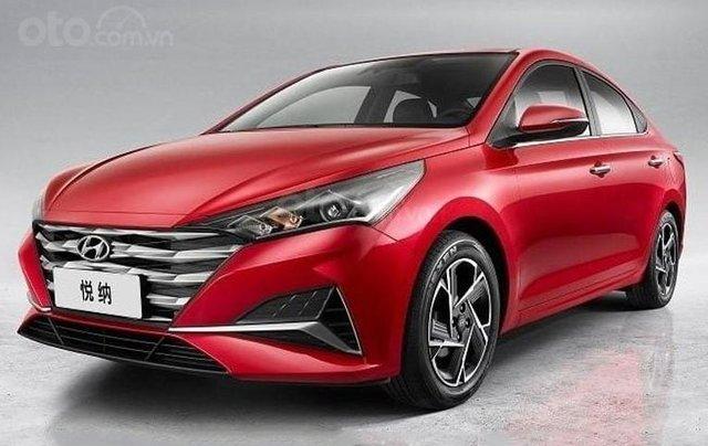 Hyundai Accent 2020 sắp về Việt Nam?11