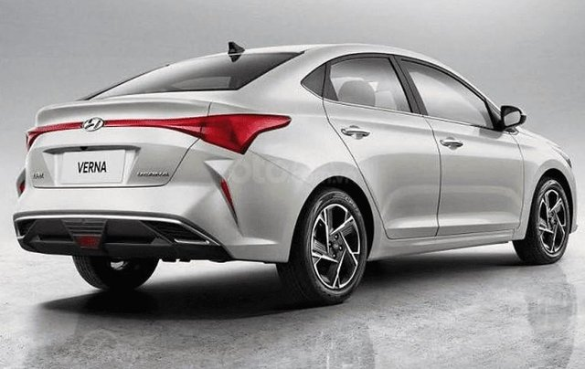 Hyundai Accent 2020 sắp về Việt Nam?10