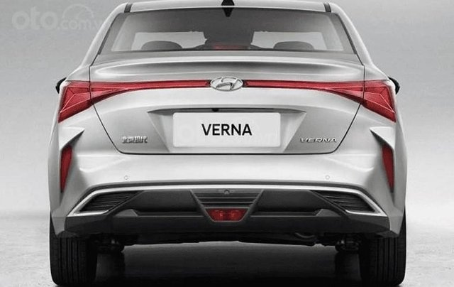 Hyundai Accent 2020 sắp về Việt Nam?4