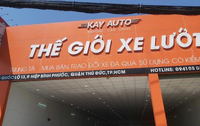 Kay Auto – Thế Giới Xe Lướt   1